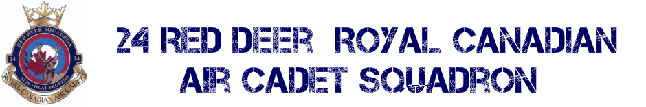 24 Red Deer Royal Canadian Air Cadets